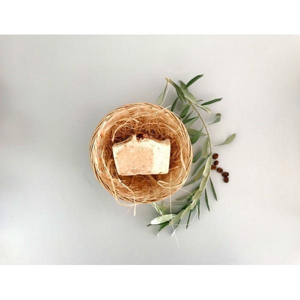 Zeytinyağı Sabunu-Kahveli